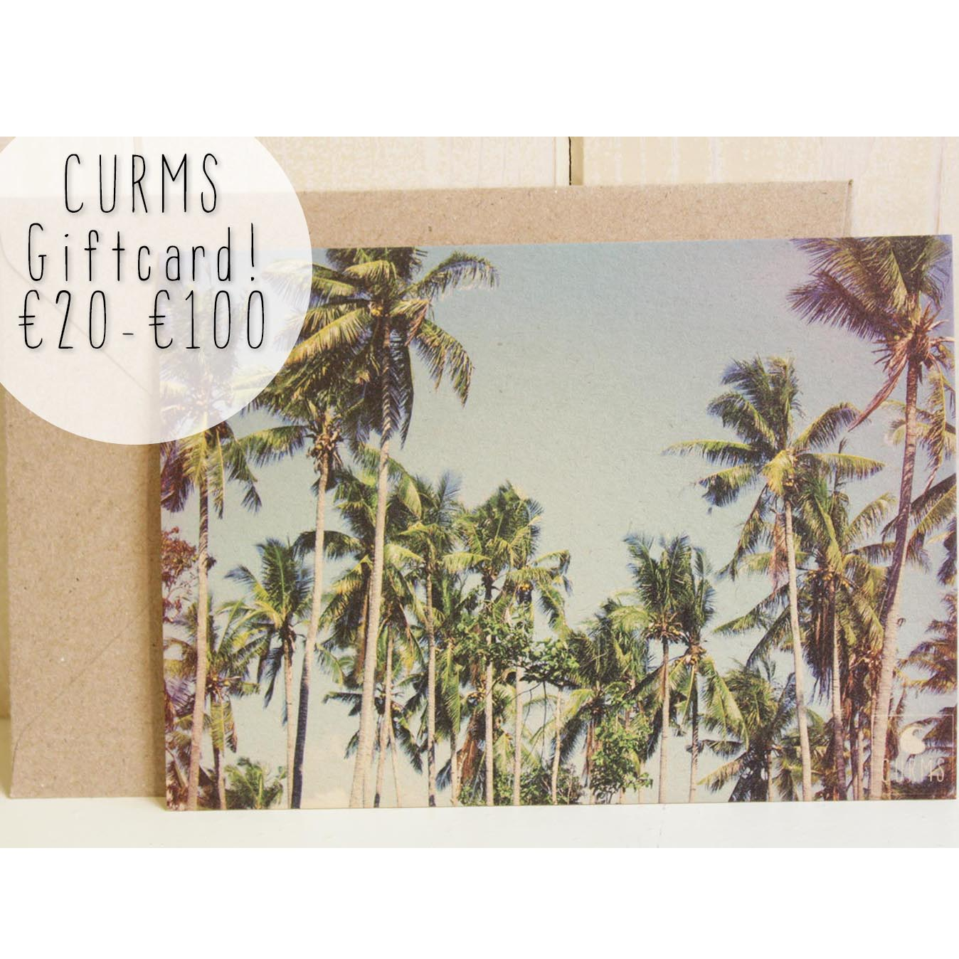 CURMS Giftcard