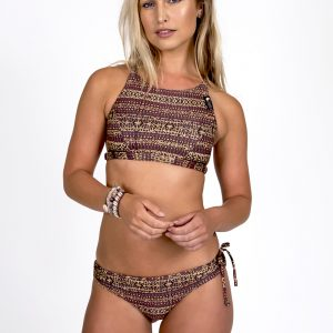 Crop Top - Cheeky Bottom Clay 01
