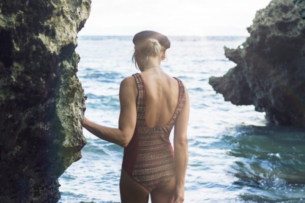 CURMS Classic One piece Eco Swimwear